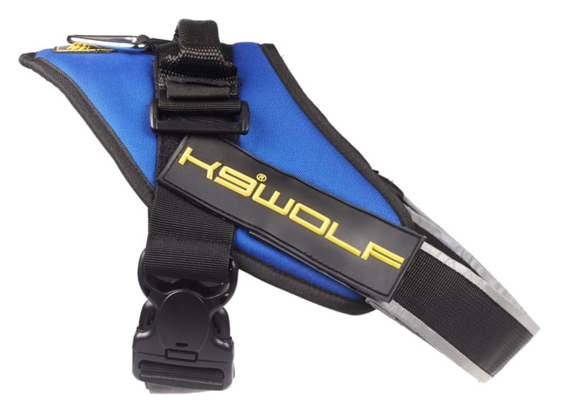 Multi Purpose Harness blue