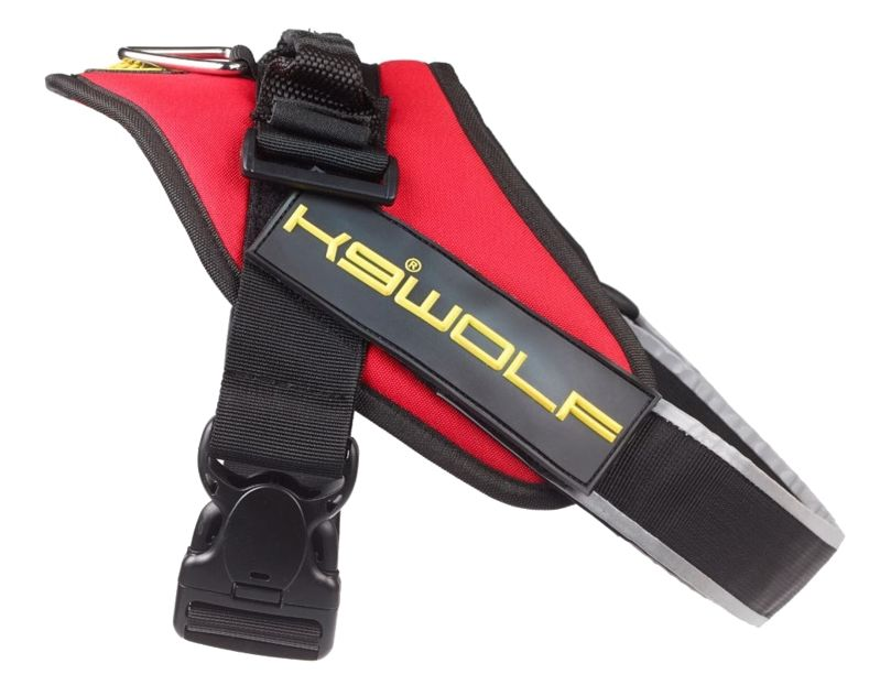 Multi Purpose Harness red