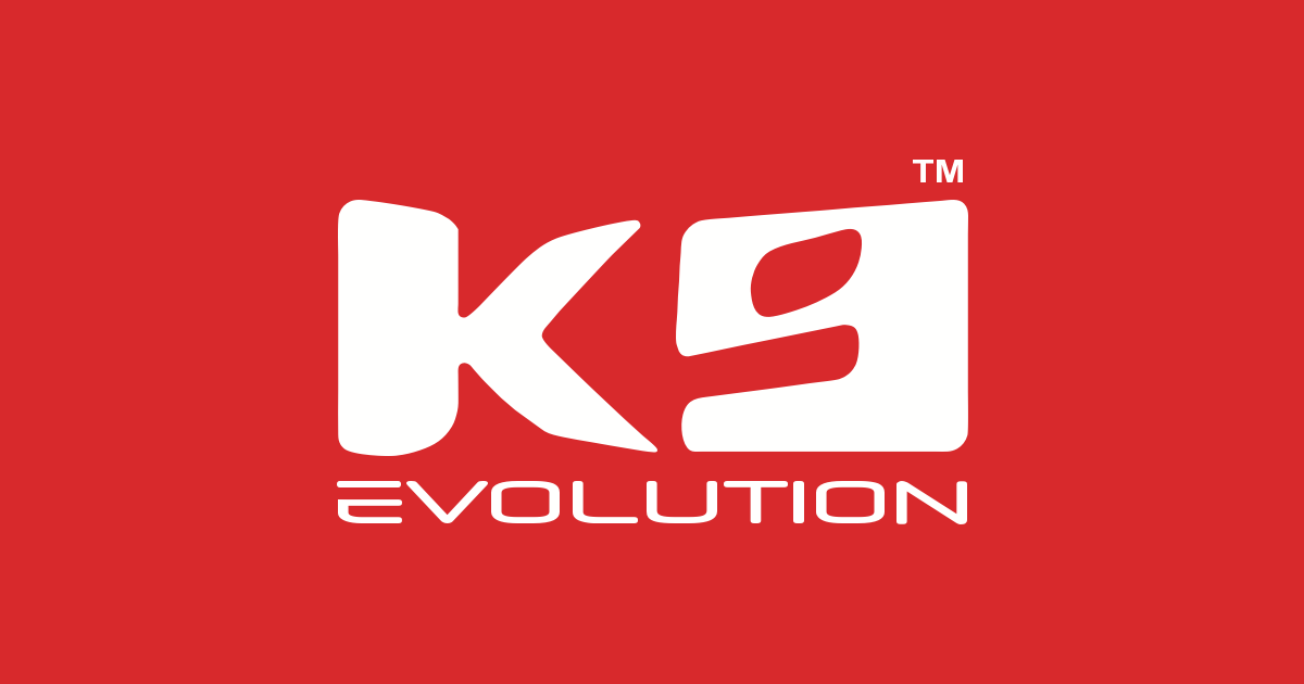 Afbeeldingsresultaat voor k9 evolution